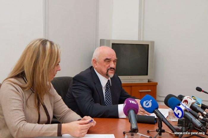 "Igor Smirnov: ""Pridnestrovie is not Somebody's Political Project"""