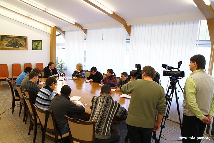 Head of PMR's MFA: Meeting in Vilnius Has Demonstrated True Positions of All Participants of the 5+2 Format