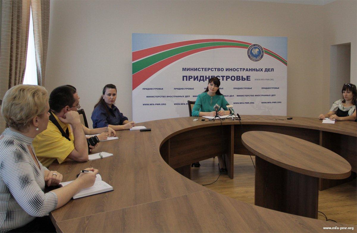 Нина Штански: «Мы наполнили переговорное пространство содержанием социально-экономического характера и наша задача сегодня - сконцентрироваться на решении практических вопросов»