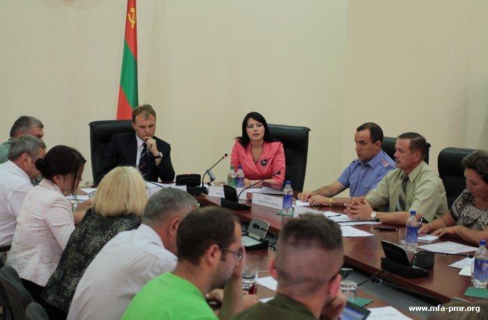 Нина Штански: «Сегодня мы объединяемся не для того, чтобы защищаться, а для того, чтобы развивать сотрудничество в рамках евразийского пространства»