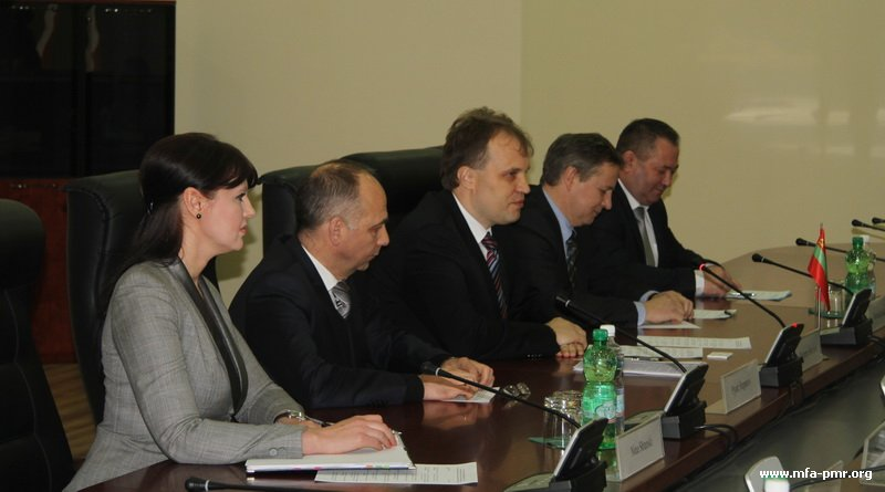 """Evgeny Shevchuk, """"2013 Would Bring Effective and Efficient Work within the Current Negotiation Format"""""""