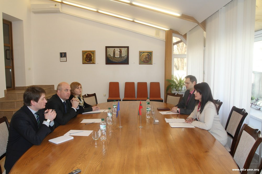 On the Meeting with the Council of Europe Commissioner for Human Rights