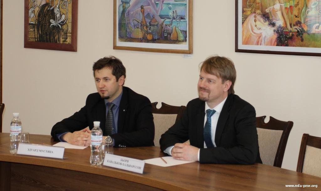 Working Meeting with Deputy Head of the Embassy Mission of the Kingdom of Sweden in the Republic of Moldova