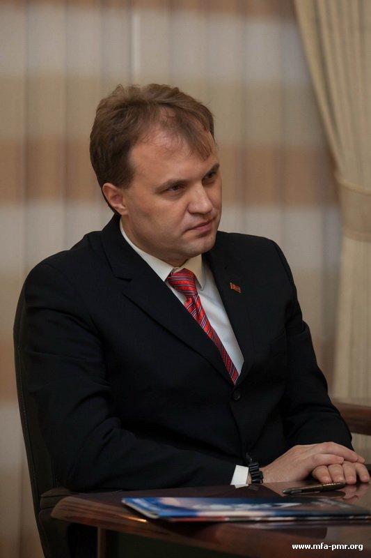 Евгений Шевчук: В Приднестровье молодое поколение выступает за идеологию евразийской интеграции