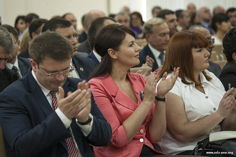 """Nina Shtanski, """"Abkhazian People Regained Independence of Abkhazia"""""""