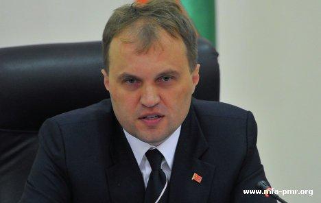 Кишиневу и Тирасполю рано решать политические вопросы - глава ПМР