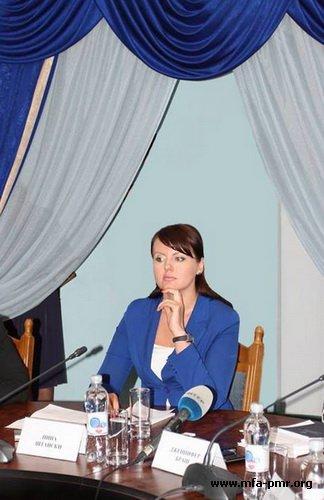 Нина Штански об итогах очередного раунда переговоров в формате «5+2»