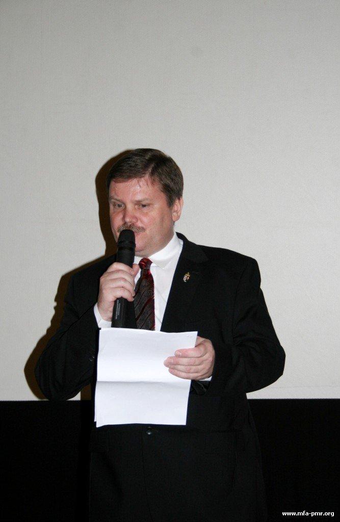 В Тирасполе продолжается фестиваль европейского кино