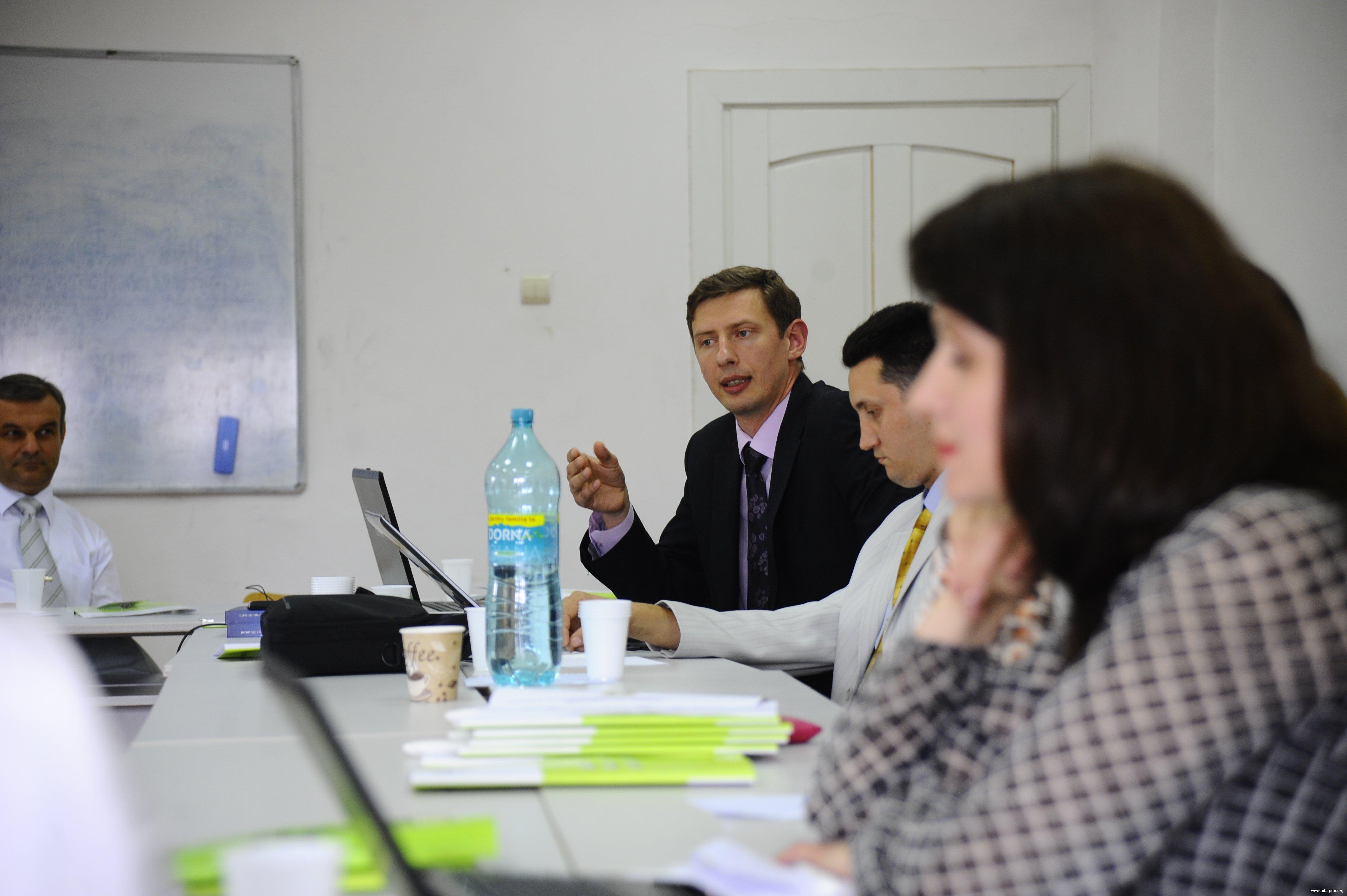 Приднестровские эксперты приняли участие в конференции по безопасности в г. Сибиу