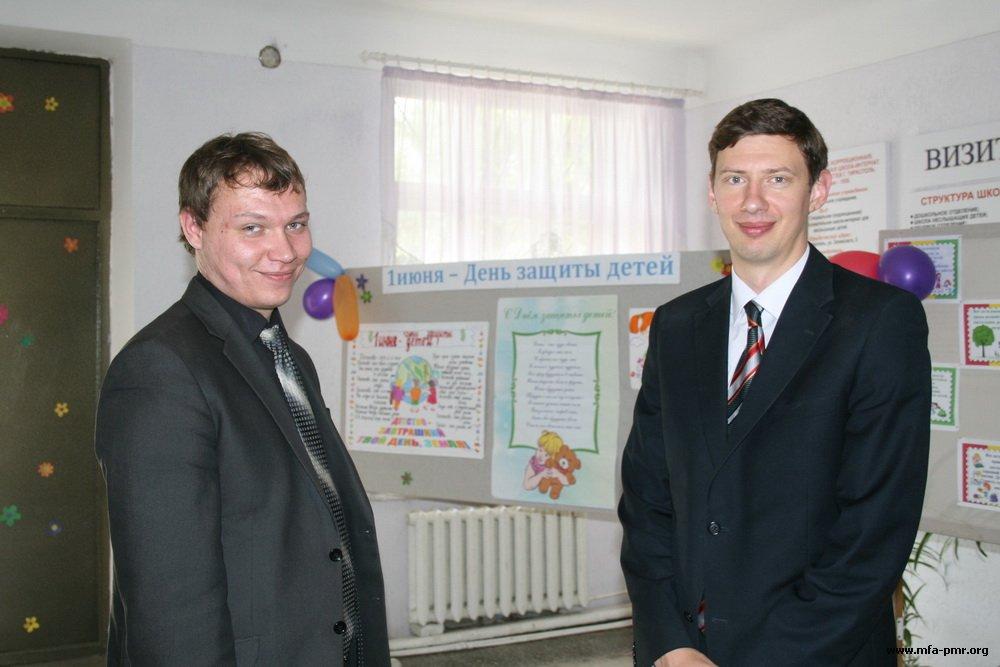 Приднестровские дипломаты поздравили детей с наступающим праздником