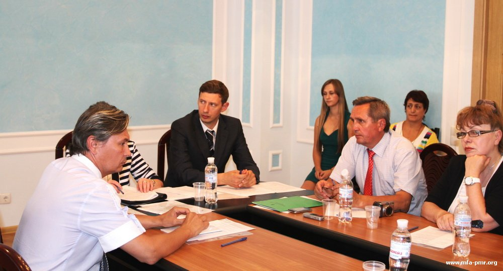 Round-table Conference International Collaboration in Culture as a Mode of Public Diplomacy and Cultural Dialogue Took Place in Tiraspol