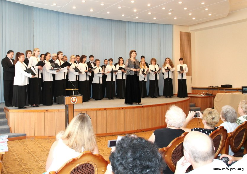 """The Next Stage Of the Campaign """"World Without Wars And Terror In Interests Of Children Of the Planet"""" Took Place in Tiraspol"""