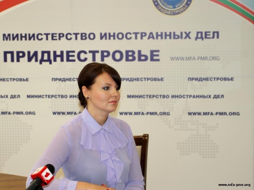 Нина Штански: Мы можем по-разному видеть внутриполитические процессы, но мы все едины в том, что такое Приднестровье и как его позиционировать за рубежом