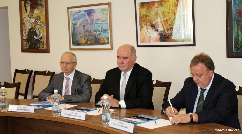 """Grigory Karasin, """"Everything Depends on the Decision of Pridnestrovians Themselves"""""""