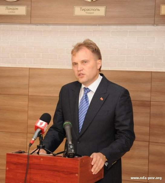 Evgeny Shevchuk Warned the Moldovan Side against Making Decisions that Will Have a Negative Impact on the Pridnestrovian Citizens