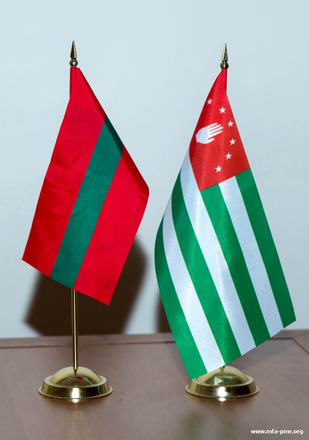 Joint Statement of the Presidents of the Republic of Abkhazia and the Pridnestrovian Moldavian Republic