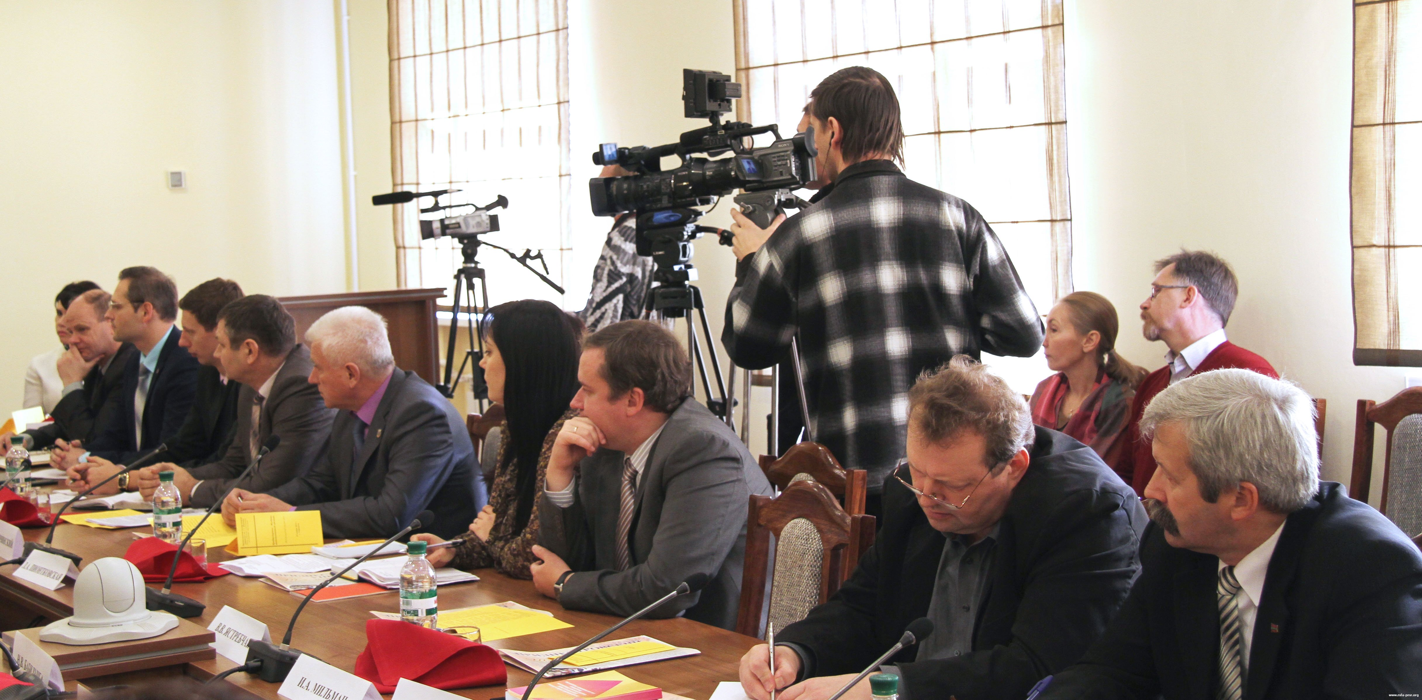 Civilized Divorce of Pridnestrovie and Moldova Was Discussed on the Round Table in Tiraspol