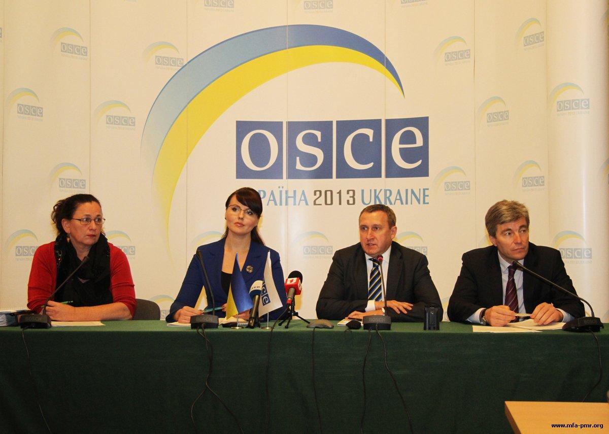 Нина Штански об итогах последнего в этом году раунда переговоров в формате «5+2»