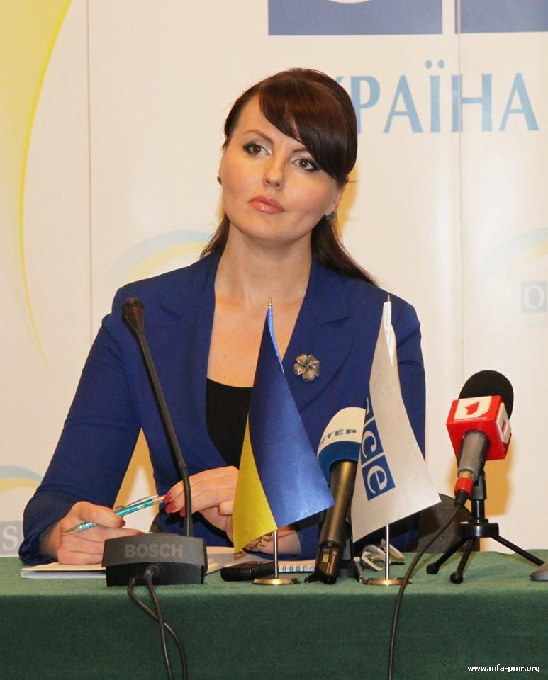 Нина Штански ответила на вопросы украинских СМИ