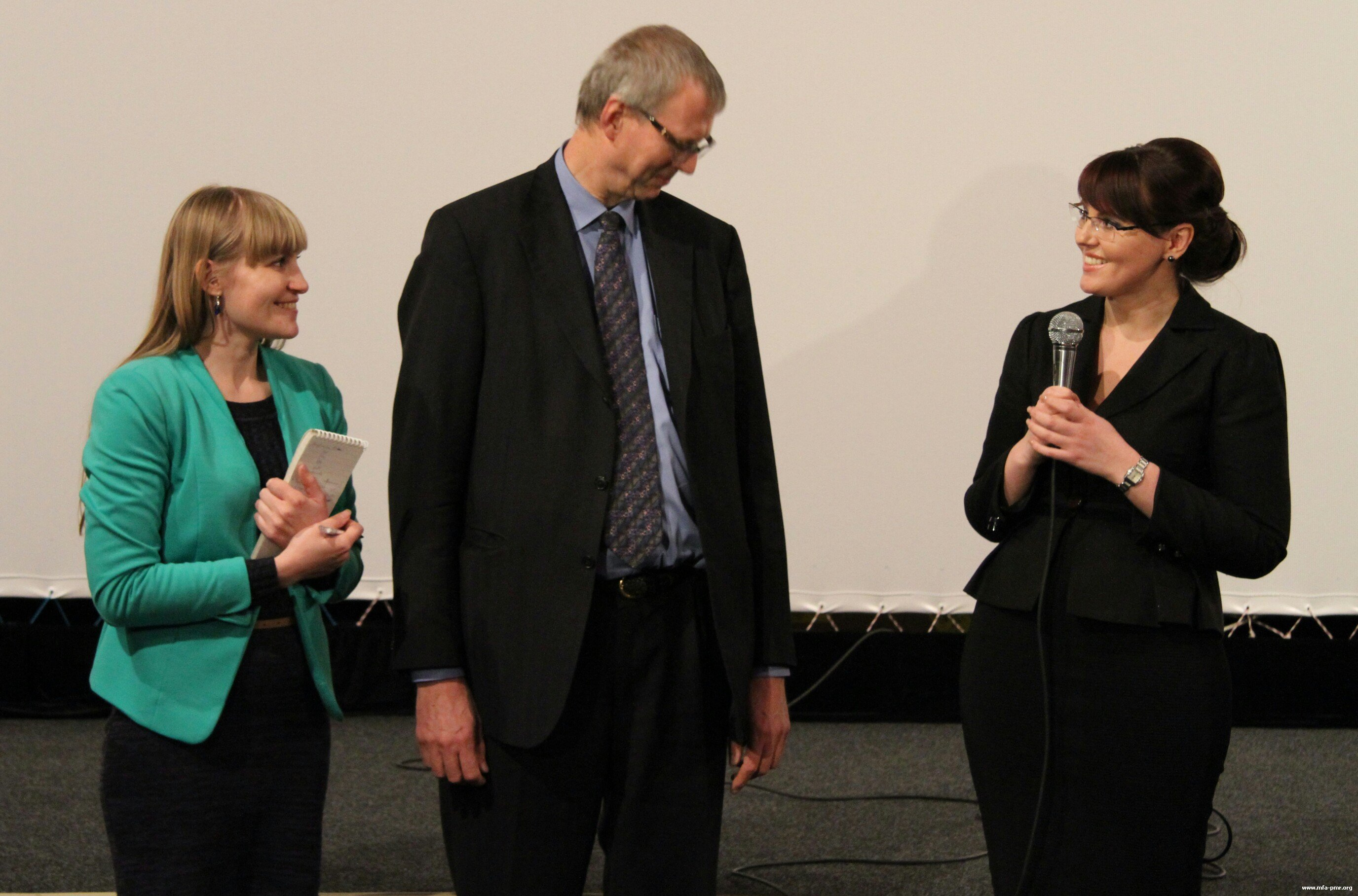 В Бендерах состоялось открытие Фестиваля немецкого кино