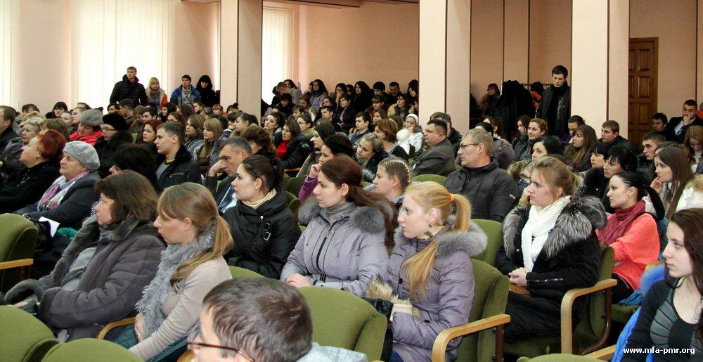 В Тирасполе прошла открытая лекция по проблемам туберкулеза