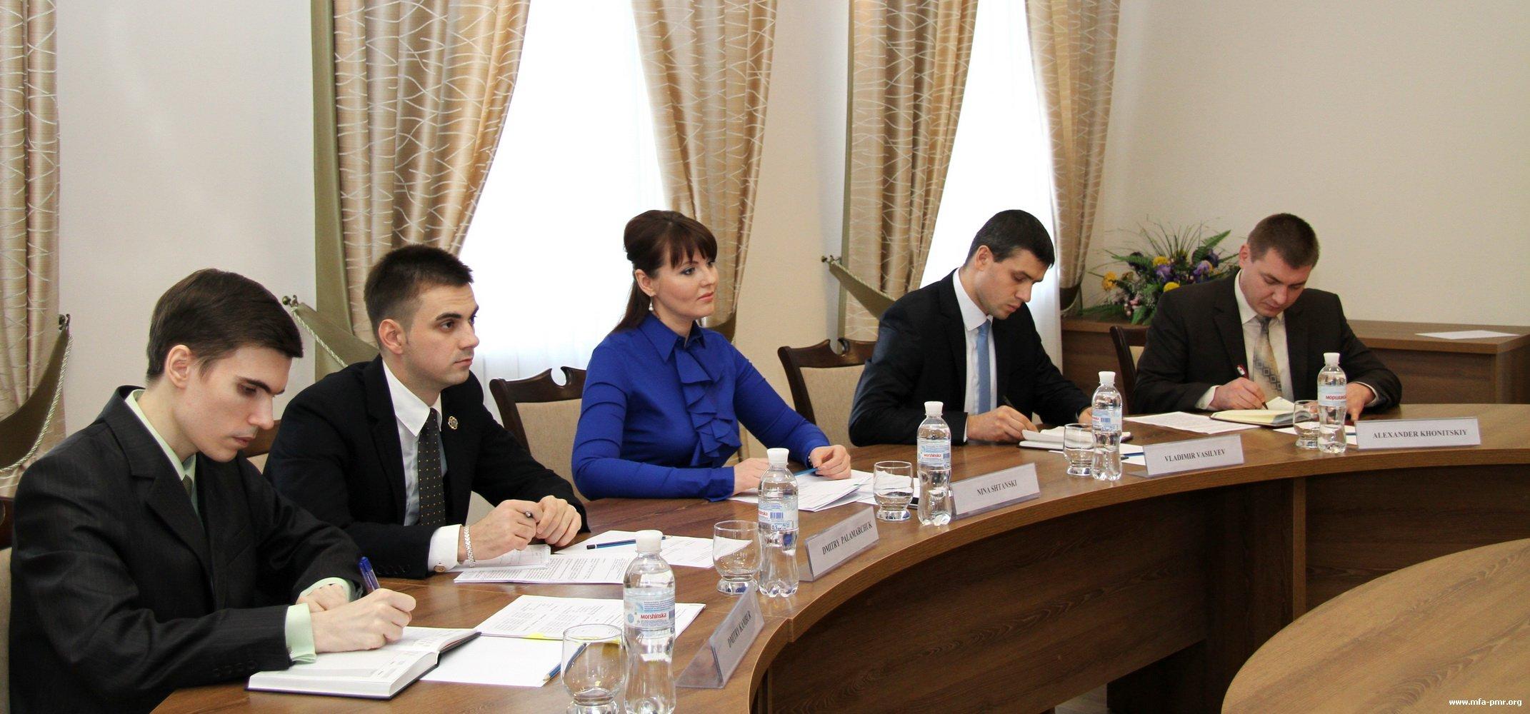 Нина Штански встретилась с Главой делегации Европейского Союза в Молдове Пирккой Тапиолой