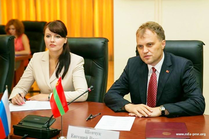 Два года избрания Е.В. Шевчука Президентом Приднестровья