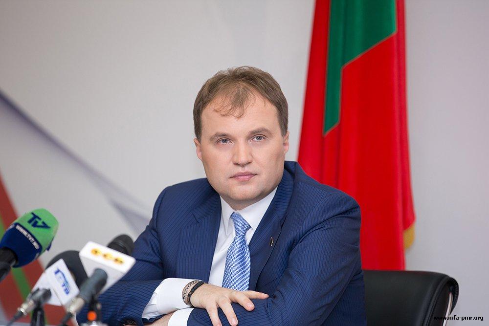 В ходе итоговой пресс-конференции Президент ПМР прокомментировал ситуацию в переговорном процессе