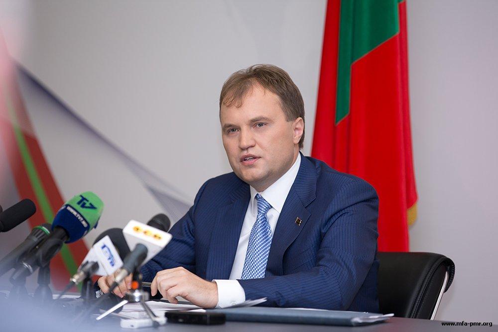 Евгений Шевчук о признании Приднестровской Молдавской Республики