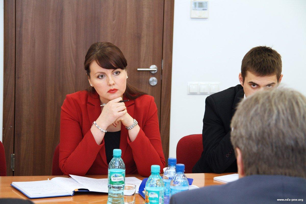 Nina Shtanski and Evgeny Karpov Agreed on the Joint Inspection of Latin-script Moldovan Schools