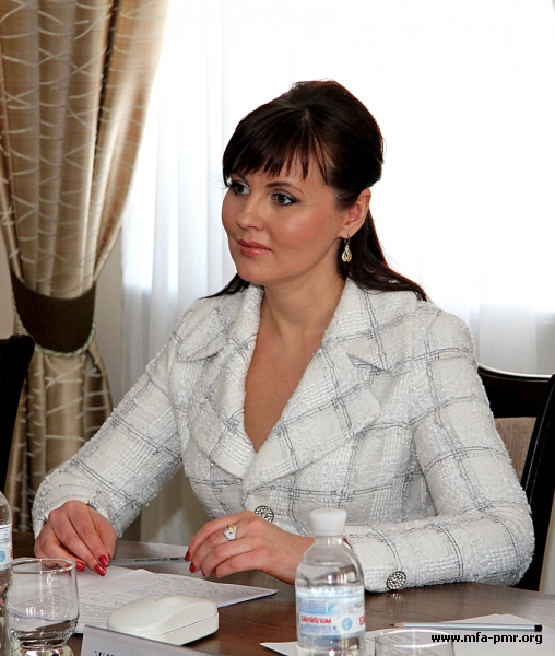О встрече главы МИД ПМР с делегацией  Европейского союза