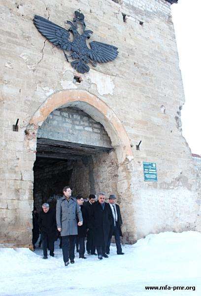 TURKISH DELEGATION VISITED PRIDNESTROVIE
