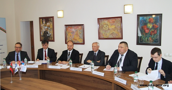 Meeting with the Special Representative of the Swiss OSCE Chairman-In-Office, Ambassador Radojko Bogojević