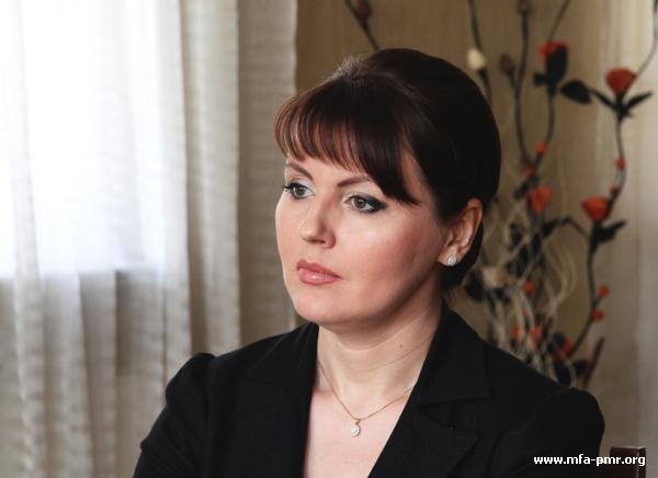Interview by Nina Shtanski to Life News TV Channel