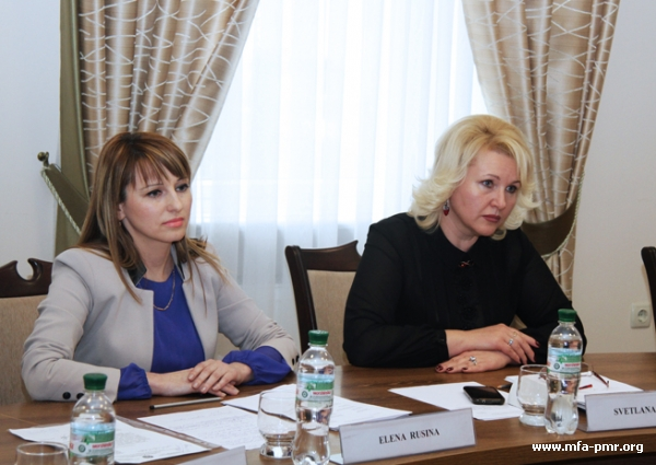 The implementation of the recommendations proposed by UN Senior Expert for Human Rights in Pridnestrovie Thomas Hammarberg was discussed in the PMR's MFA