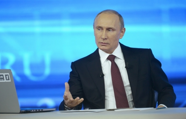 """Vladimir Putin, """"People of Pridnestrovie should be allowed to decide their destiny on their own"""""""