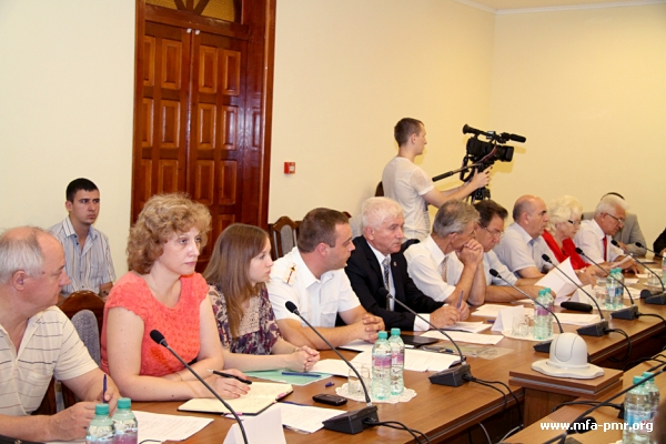 An Expert Conference on Migration Processes in Pridnestrovie – the State and Society Possibilities was held in Tiraspol