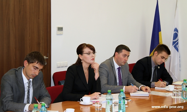 Political representatives of Pridnestrovie and Moldova met in Kishinev