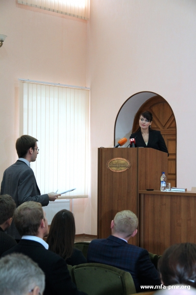 "Nina Shtanski talked with the ""Gorchakovtsy"" about the negotiation process"