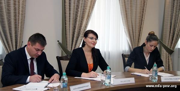 Nina Shtanski met Extraordinary and Plenipotentiary Ambassador of the Kingdom of Norway Tove Bruvik Westberg