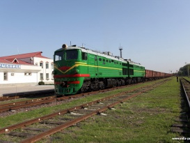Official Opening of Full-scale Railroad Communication through Pridnestrovie