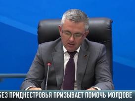 Совбез Приднестровья призывает помочь Молдове