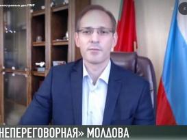 В  Игнатьев: «Кишинев пытается превратить переговоры в скандал»