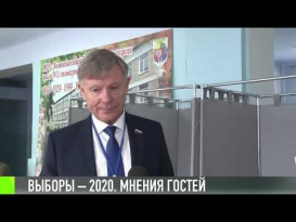 Россияне о приднестровских выборах