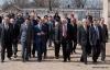 Церемония открытия памятного знака в честь 300-летия Бендерской Конституции Филиппа Орлика