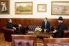 22 июня состоялась встреча Правящего Архиерея Тираспольско-Дубоссарской епархии с Председателем ОВЦС митрополитом Иларионом (Алфеевым)