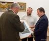 The Representatives of Creative Community Congratulated PMR's MFA on the 19th Anniversary