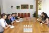 On the Meeting of Leadership of Foreign Ministry of the PMR with Deputy Head of the British Embassy in the Republic of Moldova