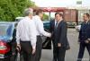 Minister of Foreign Affairs of Ukraine Konstantin Grishchenko Pays a Working Visit to Pridnestrovie