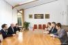 О встрече с Главой политического и экономического отдела Посольства США в Молдове